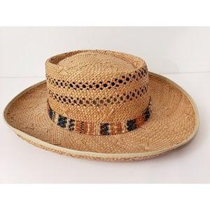 Men's Straw Hat